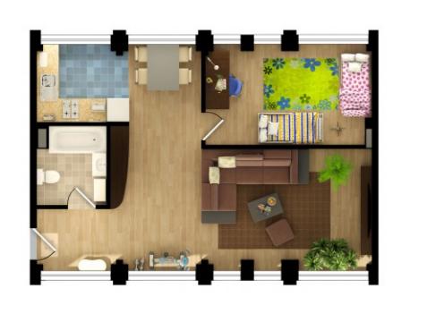 Резиденция Loft 17 (Лофт 17)